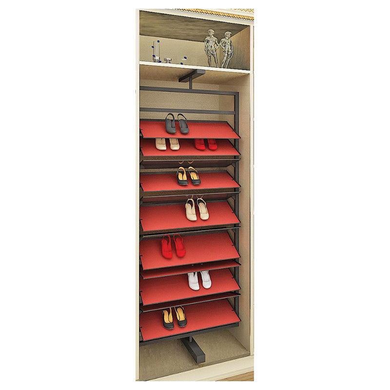 Tosco 360 Degree Rotating 8 Layers Shoe Rack