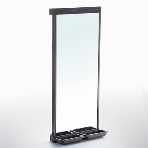 EXCEL-NICOLO PULL OUT MIRROR WITH STORAGE