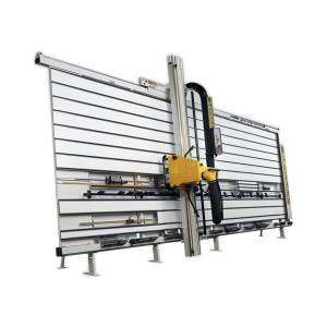 AUTOMATIC PANEL VERTICAL SAW MACHINE