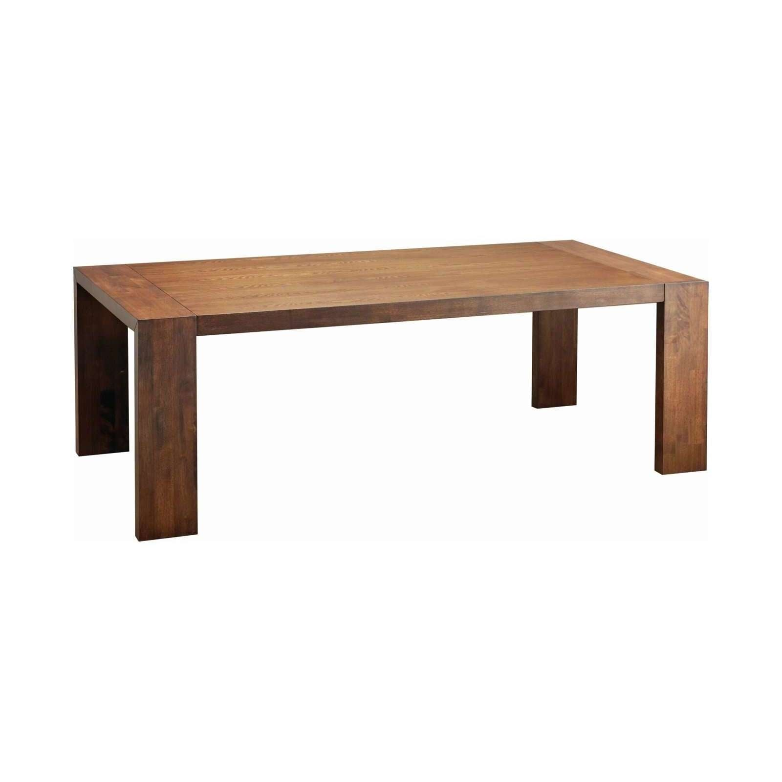CLARKSON Dining Table in Cocoa Colour