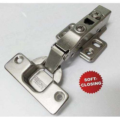 EXCEL - Carpenter - Soft Closing Clip on Hinge W/4holes Mp Cup Hole 52mm H2