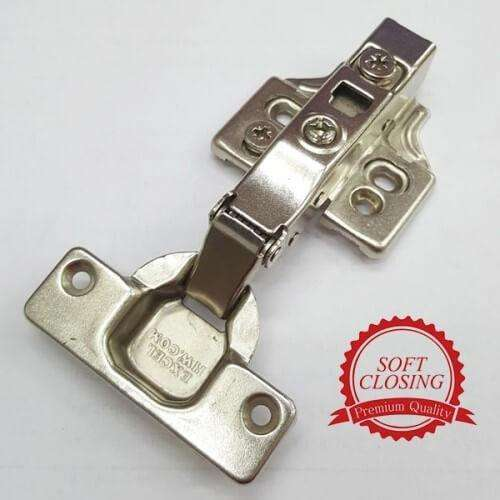 EXCEL - Designer - Soft Closing Clip on Hinge W/3 Holes MP