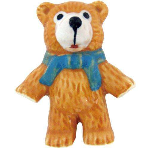 EXCEL - Knob Brown Standing Bear