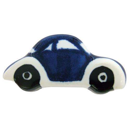 EXCEL - Knob Fast Riding Blue Car