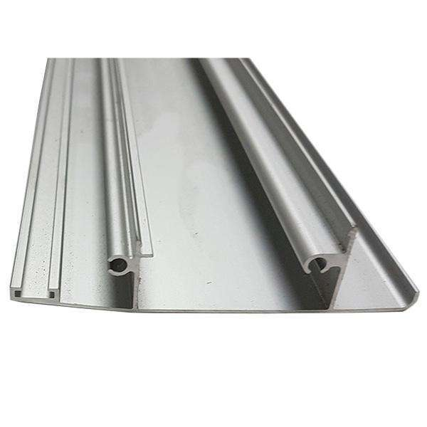EXCEL-SLIDING DOOR TRACK FRONT COVER