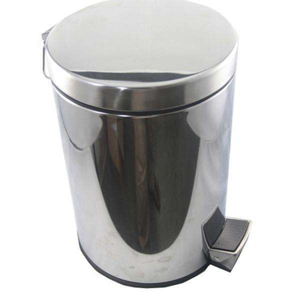 EXCEL-SS430 FOOT-STEPPED DUSTBIN