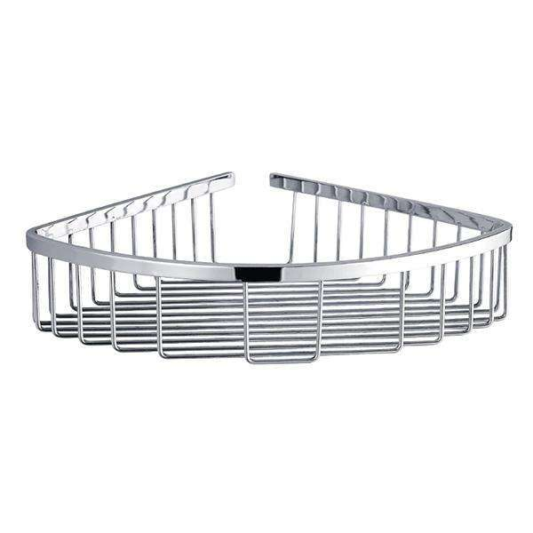 EXCEL-SUS304 SINGLE TIER CORNER BASKET