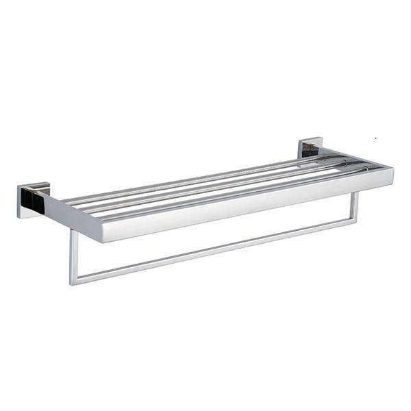 EXCEL-SUS304 SQUARE SERIES TOWEL RACK