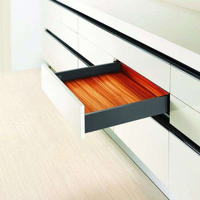 EXCEL - Vicenzo Nero Black Series Double Wall Soft-closing System