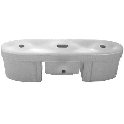 IREX - 001 Base Cover Pvc W/Screw Hole