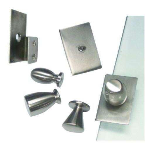 IREX STAINLESS STEEL GLASS HANDLE HOLDER