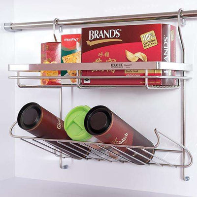 ITALIAN Series Sus304 2 Tier Double Sauce Rack