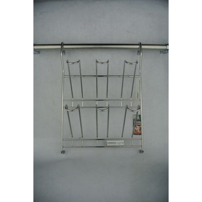 ITALIAN Series Sus304 Cup Holder W/Hanging Rod & D.I.Y. Bracket