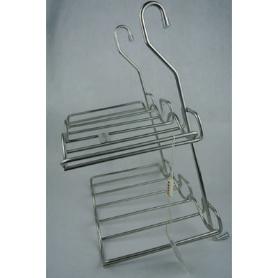 ITALIAN Series Sus304 Wire Racks W/Hanging Rod & D.I.Y. Bracket