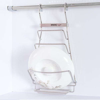 ITALIAN Series Sus304 Wokpan Cover Lid Holder
