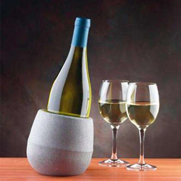 KUOHU Vuolukiven Stone Wine Bottle Chiller
