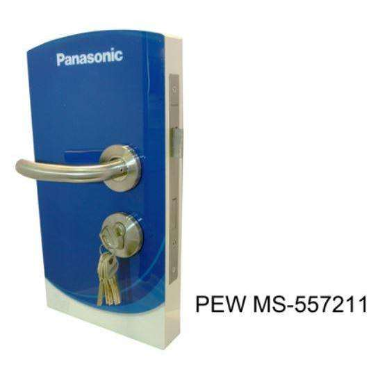 PANASONIC-LEVER LOCKSET