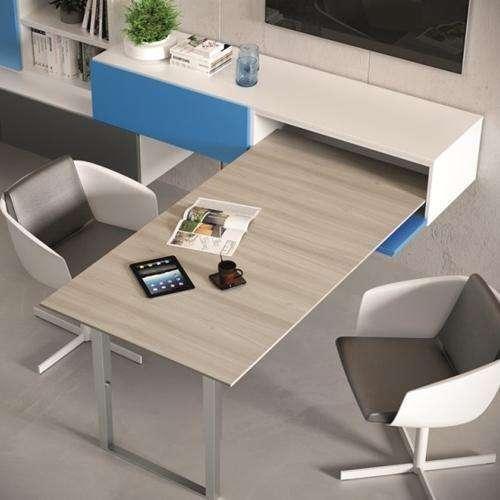 Party Mensola Extendable Table (900mm)