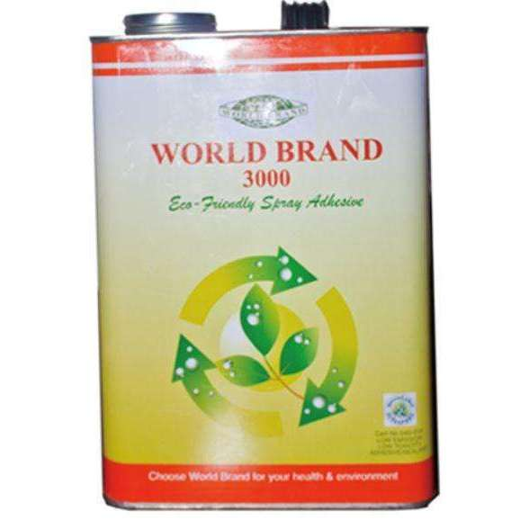 WORLD BRAND 3000 ADHESIVE,FORMICA GLUE