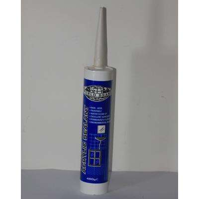 WORLD BRAND ACRYLIC SEALANT,WHITE