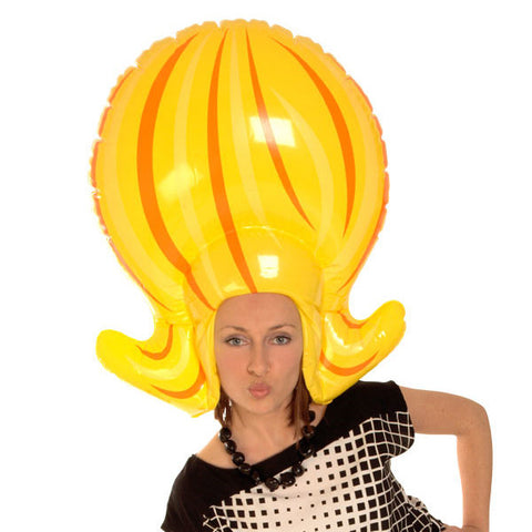 Inflatable Hair - Beehive