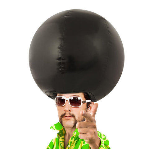 Inflatable Hair - Afro