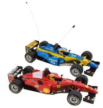 Amax F1 Twin Car Set