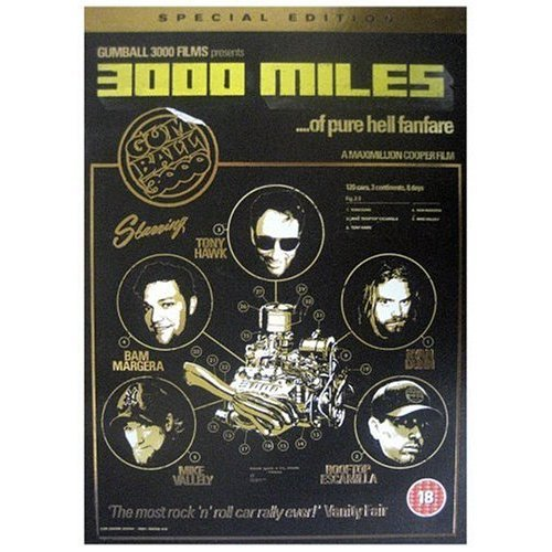 3000 Miles - Gumball 3000