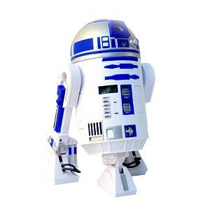 R2D2 Projection Clock