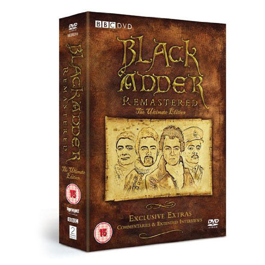 Blackadder Remastered - The Ultimate Dvd Edition