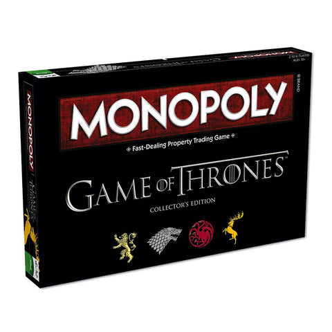 Games of Thrones Monopoly