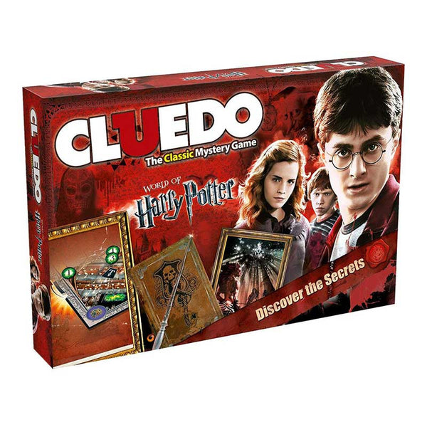 Harry Potter Cluedo Game
