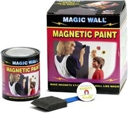Liquid Magic Wall Magnetic Paint