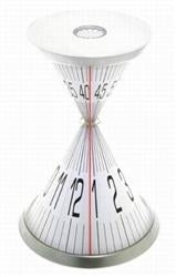 Hour Glass Clock by Addject