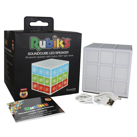 Rubik's Official Bluetooth Speaker