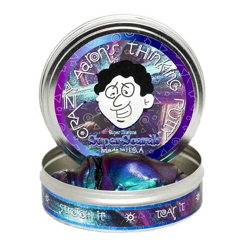 Super Illusions Scarab Thinking Putty