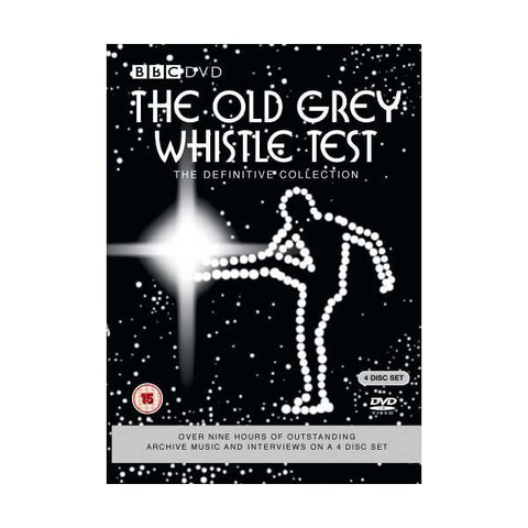 Old Grey Whistle Test - Volumes 1-3 Box Set DVD