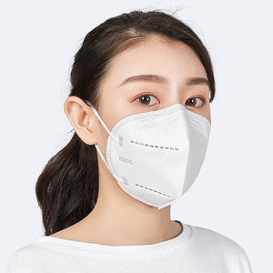 5-Layer Protective Masks (10 masks)