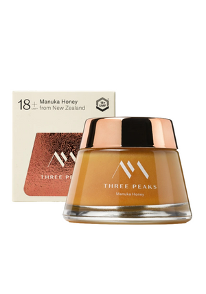 Three Peaks 18+ UMF Manuka Honey Manuka Honey by Three Peaks
