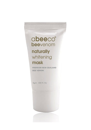 Natural Bee Venom whitening mask trial tube - abeeco
