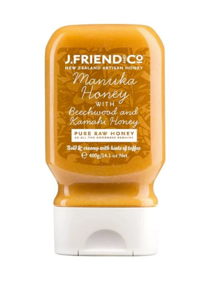 J Friend & Co Manuka Blend Squeezy Supplements & Vitamins by J Friend & Co