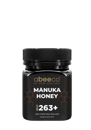 MGO 263+ Manuka Honey Manuka Honey by abeeco