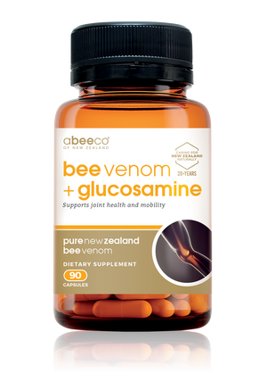 Bee Venom + Glucosamine - Supplements & Vitamins - abeeco