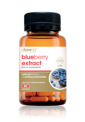 Blueberry Extract - Supplements & Vitamins - abeeco