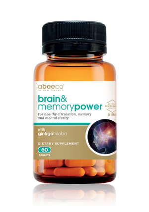 Brain & Memory Power - Supplements & Vitamins - abeeco