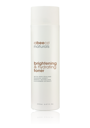 Brightening & Hydrating Toner