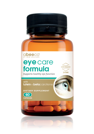 Eye Care Formula - Supplements & Vitamins - abeeco