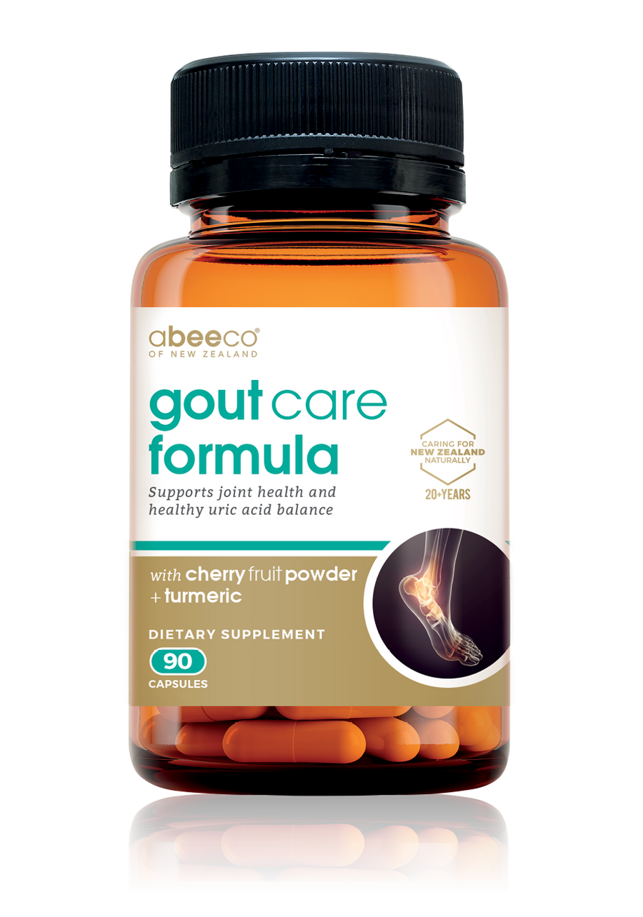 Gout Care Formula - Supplements & Vitamins - abeeco