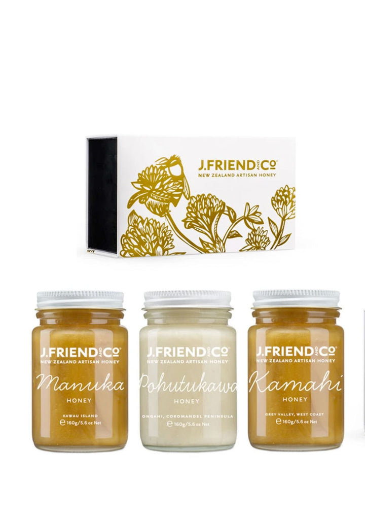 NZ Native Botanicals Collection Large Supplements & Vitamins by J Friend & Co