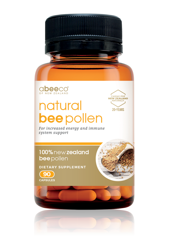 Natural Bee Pollen - Supplements & Vitamins - abeeco